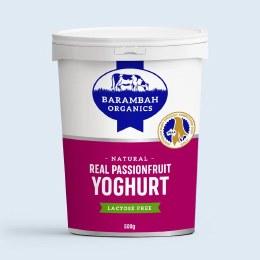 Yoghurt Passionfruit 500gm