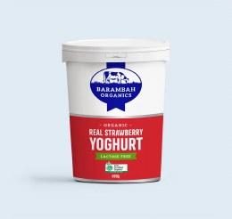 Yoghurt Strawberry 200gm Small Size