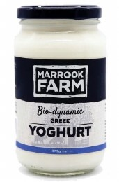 Yoghurt Greek Glass Jar 375gm