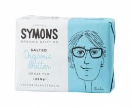 Butter Salted Aus 250gm