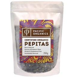 Pepitas Raw 250gm
