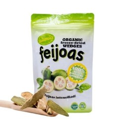 Dried Feijoa Wedges 25gm