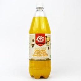 Living Elixir Turmeric Ginger Beer 1.25L Sugar Free