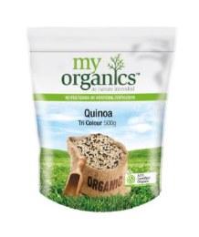Quinoa Tricolour 500gm