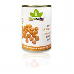 Canned Chick Peas 400gm Bpa Free