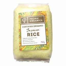 Jasmine Rice 750gm