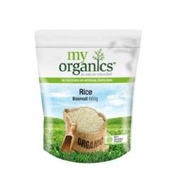 Basmati White Rice 750gm