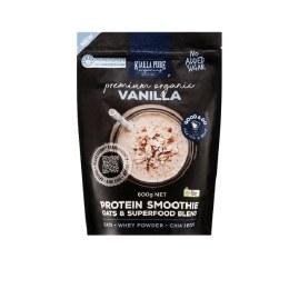 Protein Smoothie Vanilla 600gm