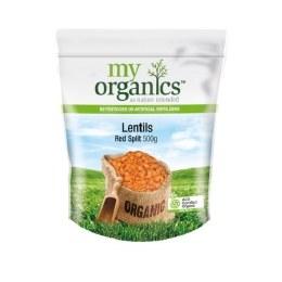 Lentils Red Split 500gm