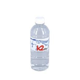Organic Spring Water 600ml