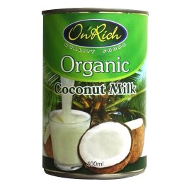 Coconut Milk 400ml Bpa Free