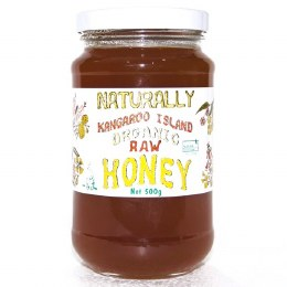 Honey Kangaroo Island Raw 500gm