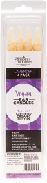Vegan Ear Candles Lavender Scented