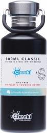 Stainless Steel Bottle Matte Black