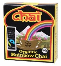 Organic Rainbow Chai 100gm