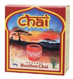 Organic Rooibos Chai 100gm