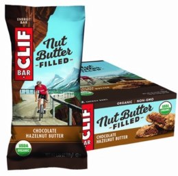 Chocolate Hazelnut Butter Box of 12 Bars