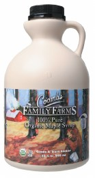 Maple Syrup Grade A 946ml