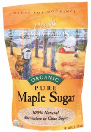 Maple Sugar 100% Pure 170gm