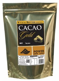 Cacao Gold - Butter (Chunks) 1kg
