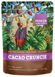 """Cacao Crunch (Sweet Cacao Nibs) """"The Origin Series"""" 100gm"""