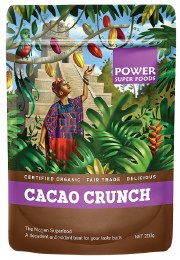 """Cacao Crunch (Sweet Cacao Nibs) """"The Origin Series"""" 200gm"""