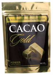 Cacao Gold - Powder 225gm