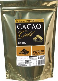 Cacao Gold - Butter (Chunks) 500gm
