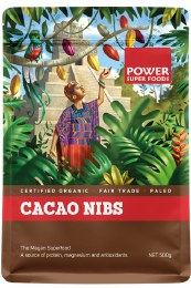 "Cacao Nibs ""The Origin Series"" 500gm"