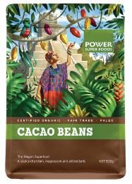 "Cacao Beans ""The Origin Series"" 500gm"