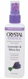 Deodorant Spray Lavender & White Tea 118ml
