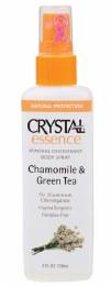 Deodorant Spray Chamomile & Green Tea 118ml
