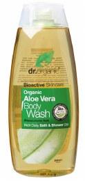 Body Wash Organic Aloe Vera 250ml