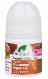 Roll-on Deodorant Organic Moroccan Argan Oil 50ml