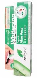 Toothpaste (Whitening) Organic Aloe Vera 100ml