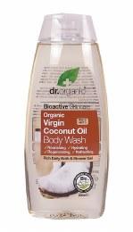 Body Wash Organic Virgin Coconut Oil 250ml