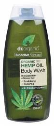 Body Wash Organic Hemp Oil 250ml