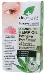 Intensive Eye Serum Organic Hemp Oil 15ml