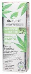 Shampoo - Rescue & Restore Organic Hemp Oil 265ml