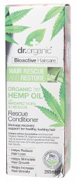 Conditioner - Rescue & Restore Organic Hemp Oil 265ml