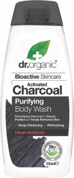 Body Wash Activated Charcoal 250ml