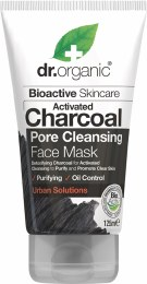 Face Mask Activated Charcoal 125ml