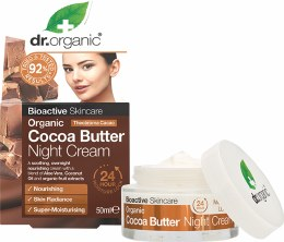 Night Cream Cocoa Butter 50ml