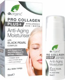 Pro Collagen Plus+ - Anti Aging Moisturiser With Black Pearl