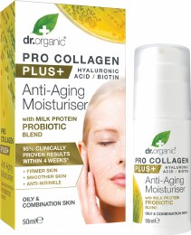 Pro Collagen Plus+ - Anti Aging Moisturiser With Probiotic