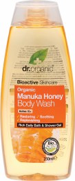 Body Wash Organic Manuka Honey 250ml