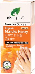 Hand & Nail Cream Organic Manuka Honey 125ml