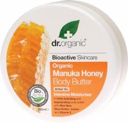 Body Butter Organic Manuka Honey 200ml