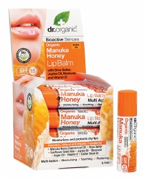 Lip Balm - SPF 15 Organic Manuka Honey 5.7ml