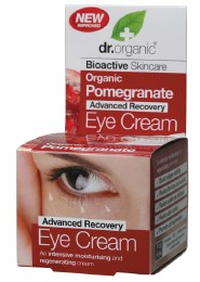 Eye Cream Organic Pomegranate 15ml